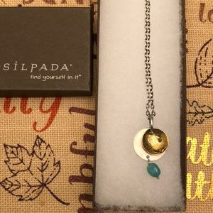 Silpada sterling silver necklace N1835